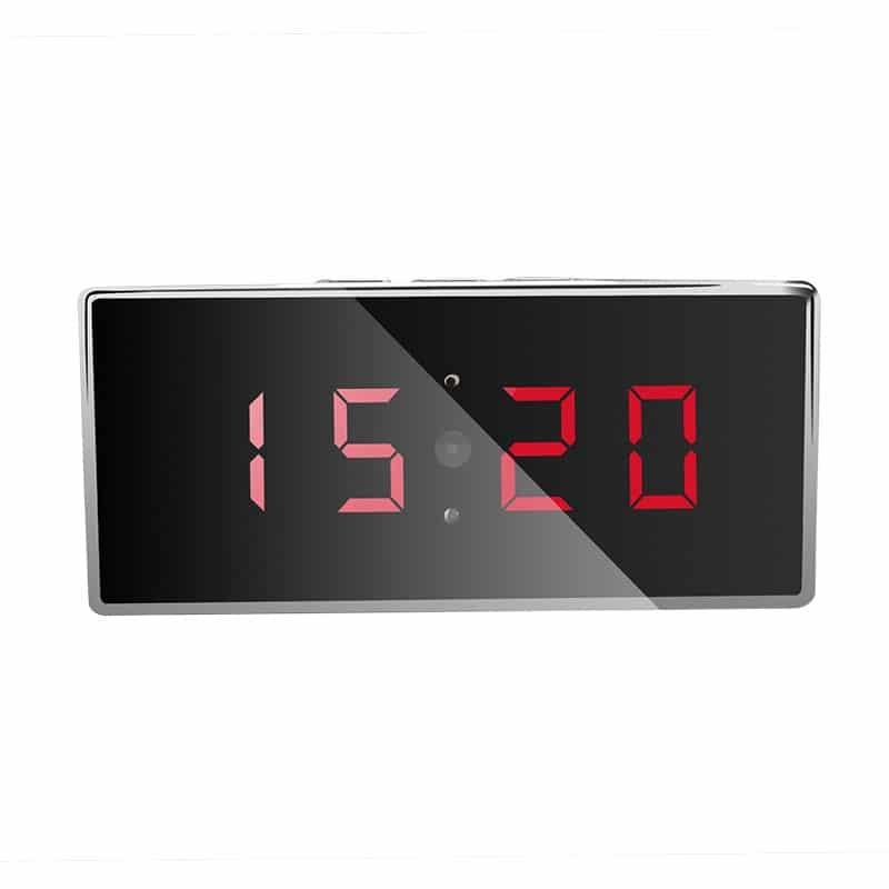 Areaspy HD WiFi Table Clock Camera