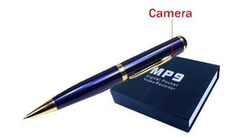 Areaspy 8GB Spy Pen Camera