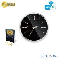 AS100-1 WiFi Wall Clock Hidden Camera