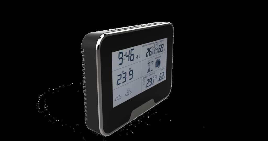 AS102 Areaspy Wi-Fi Weather Station Camera