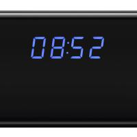 Areaspy AS105 HD LED Clock Hidden Camera