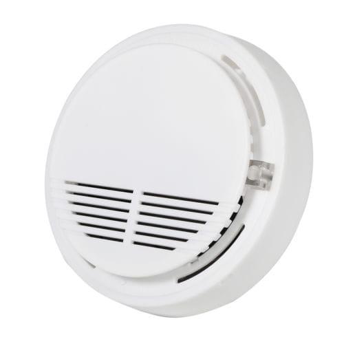 smoke detector nanny camera spy camera