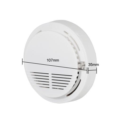 smoke detector nanny camera