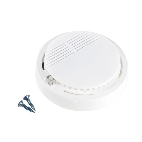 nanny camera smoke detector