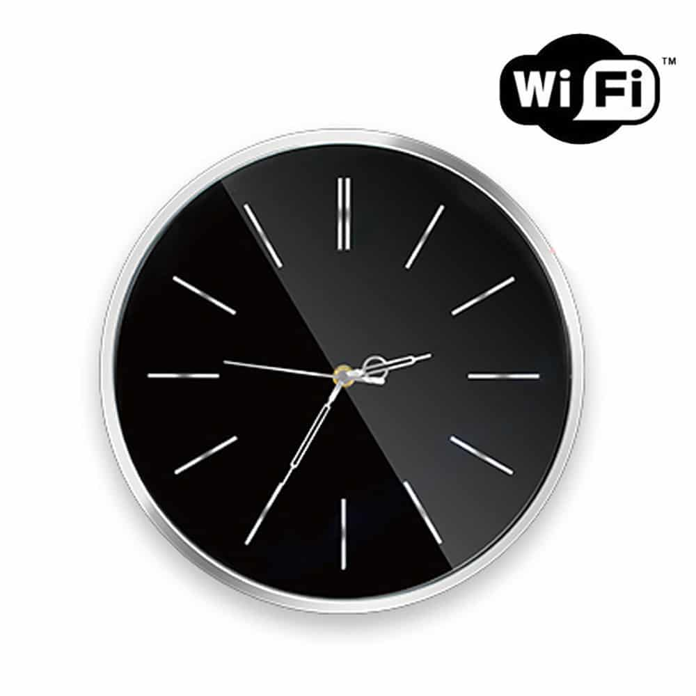wall clock nanny camera