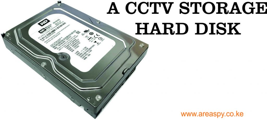CCTV hard disk drive
