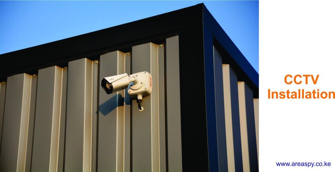 cctv installation in Kenya