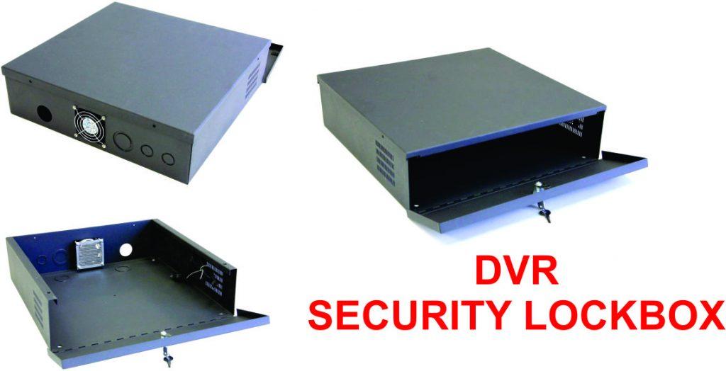 CCTV Camera security lock-box