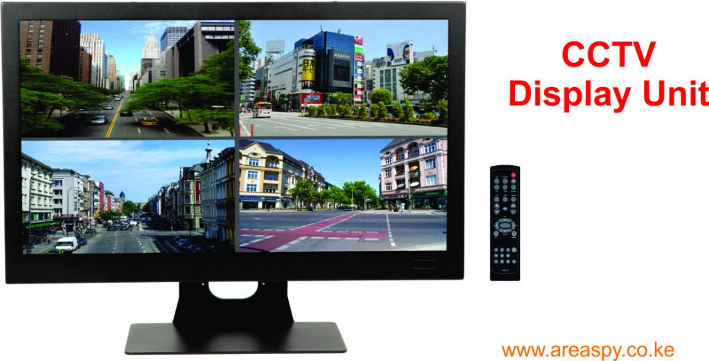 CCTV display unit
