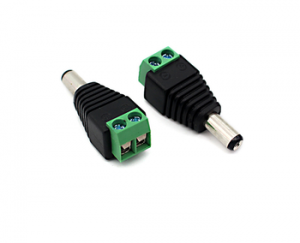 CCTV Power supply connectors