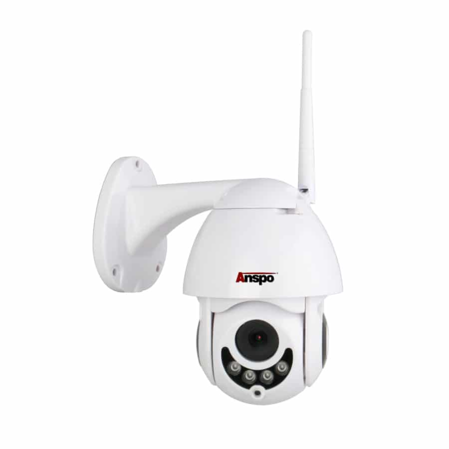 outdoor wireless security camera system with remote viewing