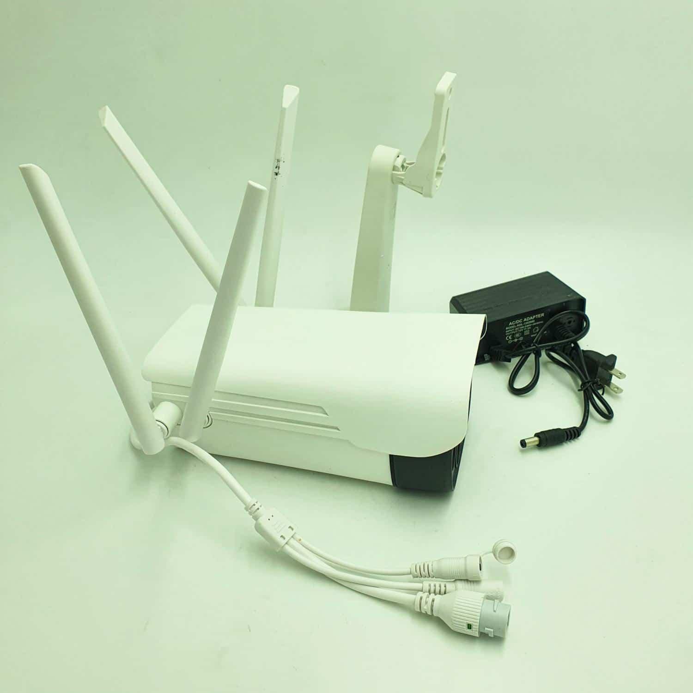Wireless Security Camera System WiFi