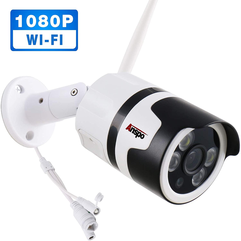 WiFi wireless CCTV camera