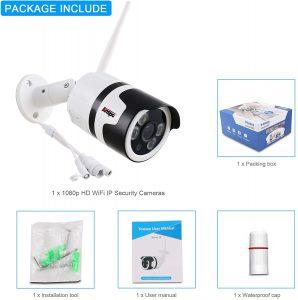 wireless CCTV security camera