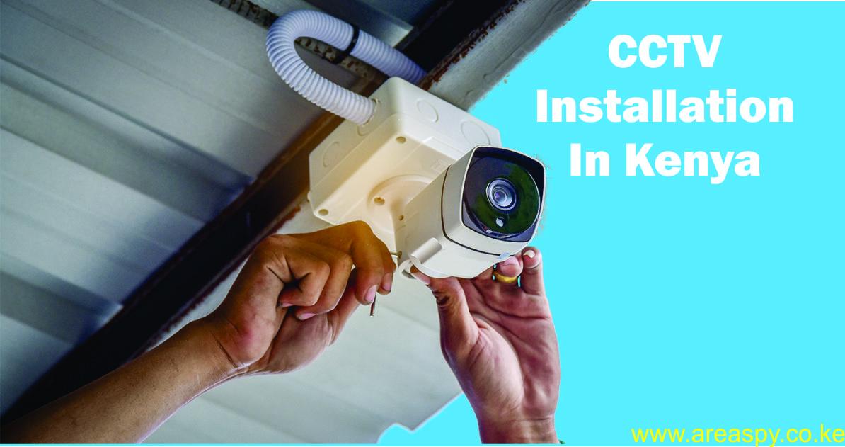 cost of CCTV installation in Kenya